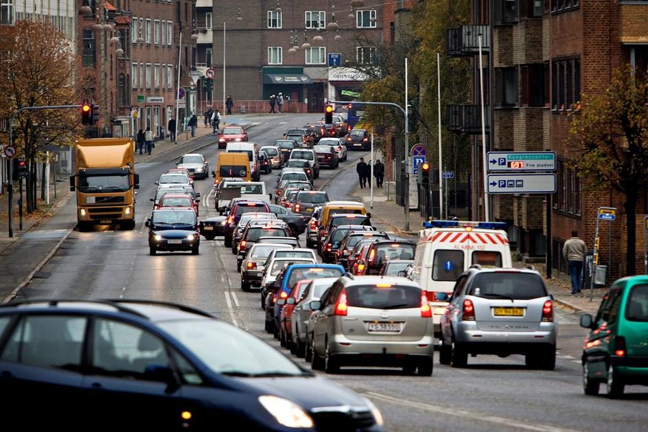 Her spilder nordjyderne tusindvis af timer i trafikken