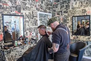 Barbershoppen gør et trendy comback
