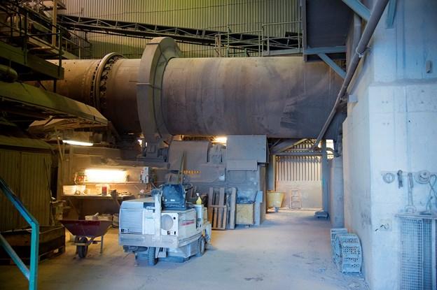 Imerys vil investere i Skarrehage-fabrikken