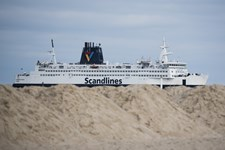 Næste uge kommer der halvt så mange afgange mellem Gedser og Rostock for rejsende med Scandlines.