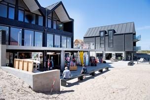 Gammelt fiskerleje får nye butikker og restaurant
