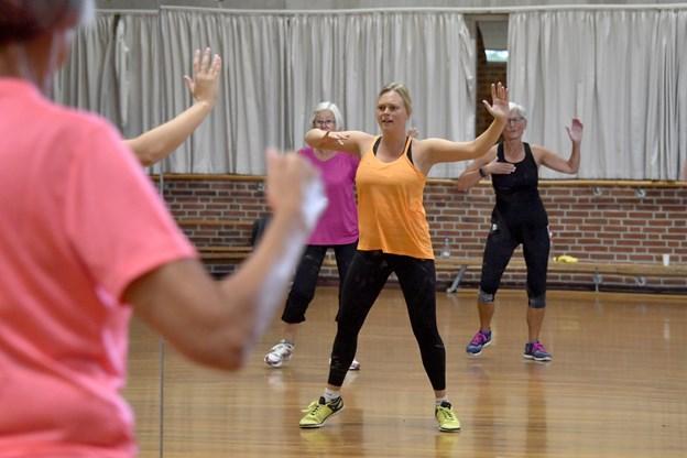 Happy dance gav masser af motion.