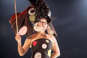Signe Lindkvist er en af idémagerne bag Cirkus Summarum, som har tiårs jubilæum denne sommer.