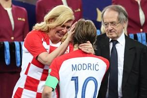 Luka Modric VM's bedste spiller
