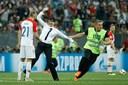 Pussy Riot tager skylden for afbrydelse af VM-finalen