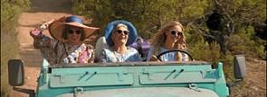 Mere Mamma Mia og Landet Af Glas
