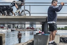 Der er dårligt nyt for svømmere, der ynder at dyppe sig i Sluseholmen Havnebad. Her har man fundet rotter.