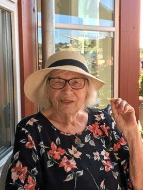 Livsglad og gæstfri: Lisy Sørensen fra Hobro fylder 90 år