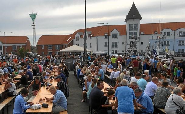 Super tirsdag i Strandby