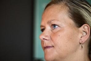 Carinas liv ændrede sig brat - nu har hun stiftet sit eget firma