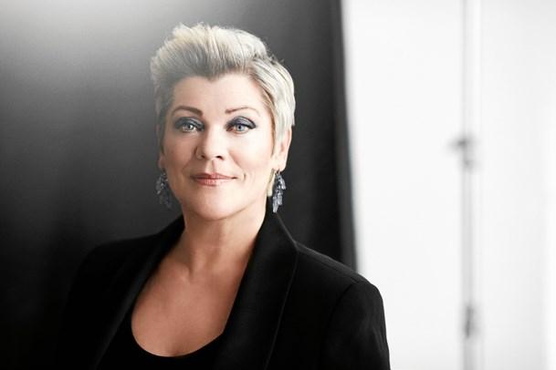 Ann-Mette Elten i BASaren