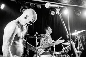 Kontroversielt band skabte punkorgie på 1000Fryd