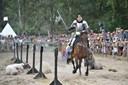 Se billederne: Voergaard i ægte middelalderklæder