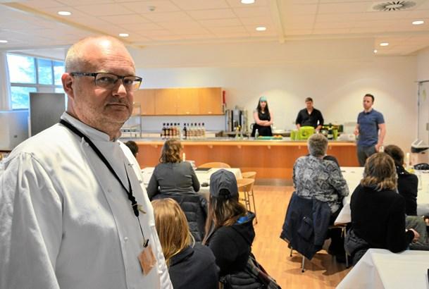 Kokkeuddannelsen i Vendsyssel boomer