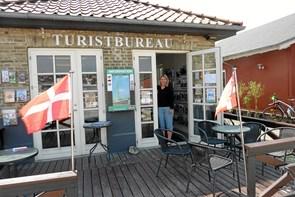 Turistbureau er 'poppet op' på havnen i Hobro