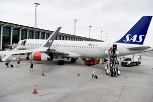 Hvert sjette fly til Aalborg er forsinket