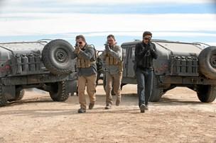 Bulder og brag actionfilm, men hurtigt glemt