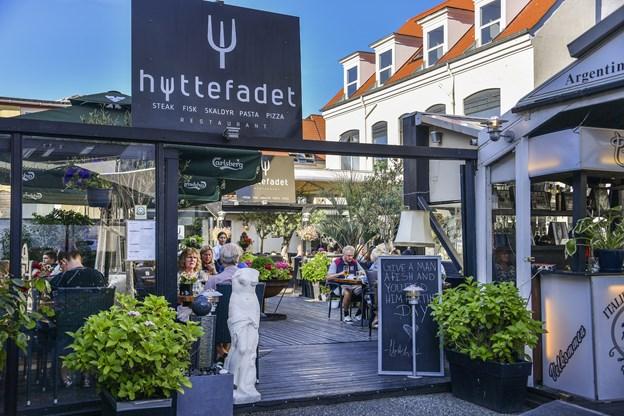 Vi er ikke oppe at ringe over spiseoplevelsen: Hyttefadet trækker i italiensk retning