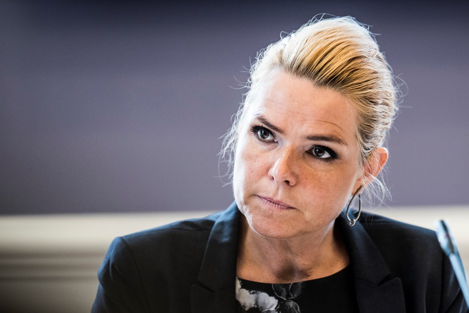 Lokalformand: Jeg har ikke kontakt med Støjberg