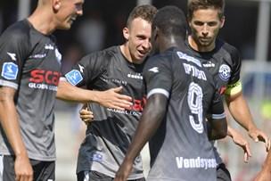 Se de mange chancer fra Vendsyssels sejr i Esbjerg