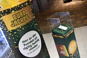 """Nordjyde fik """"kun"""" anden-præmie i Eurojackpot - på flere millioner"""