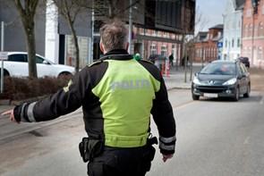 Spritkontrol i Vendsyssel