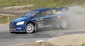 Racerkører fra Øster Hjermitslev klar til ræs