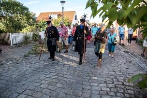 Vægterne i Løgstør: Dyk ned i byens historie