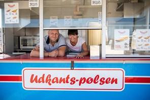 Udkants-pølsen åbner i Nr. Lyngby