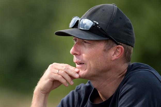 Søren Bagger har windsurfet i ca. 35 år, og han er på vandet flere gange om ugen. Desuden er han bestyrelsesmedlem og kasserer i Nordjydsk Windsurfing Klub i Lindholm.
