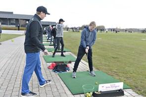 Junioruge i Brønderslev Golfklub