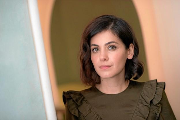 Katie Melua er populær. Alle billetter er solgt til koncerten 28. oktober. Pr-foto