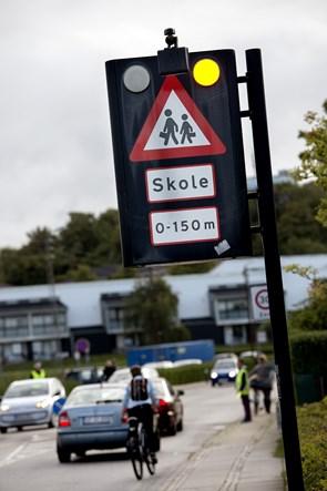 Er dit barn klar til at cykle i skole?