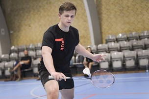 Tilbud: Træn som en dansk badmintonspiller