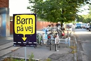 Hold ekstra trafikøje med børnene i Mariagerfjord