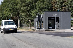 Ny bilvask i Nørager klar efter otte år