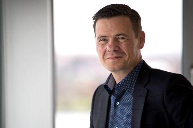 Borgmester Thomas Kastrup-Larsen er tilfreds med, at kommunen er sluppet med en betaling på ca. fem millioner kroner for at komme ud af lejemålet. Arkivfoto: Laura Guldhammer
