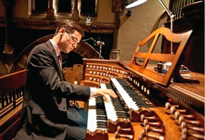 Ung stjerne-organist til Mariager