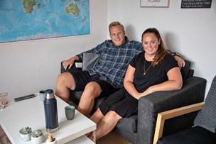 PR-gruppe gav bonus: Ungt par vælger Gjøl
