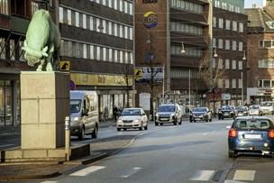 Happening: Monumenter i Aalborg får sørgebind på