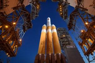 Rumfartøj sendt op med kurs mod Solen