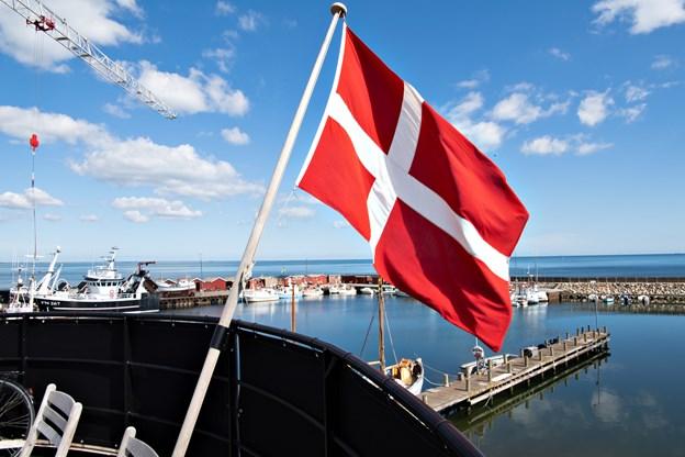 Fra Amalienborg til Strandby: Kom med ombord på det luksuriøse hotelskib