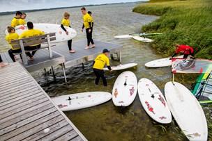 Tarmbakterier er fundet - badning frarådes i dele af sø