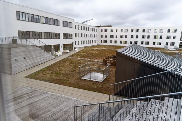 Tekniske studenter bor ovenpå Friis