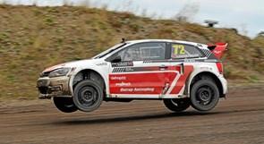Nordjysk sejr til RallyX Nordic på Nysum Banen