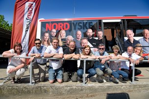 NORDJYSKE Bussen besøger i dag Lille Vildmose