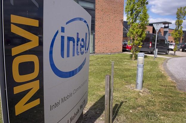 Intel lukker: 200 mister jobbet