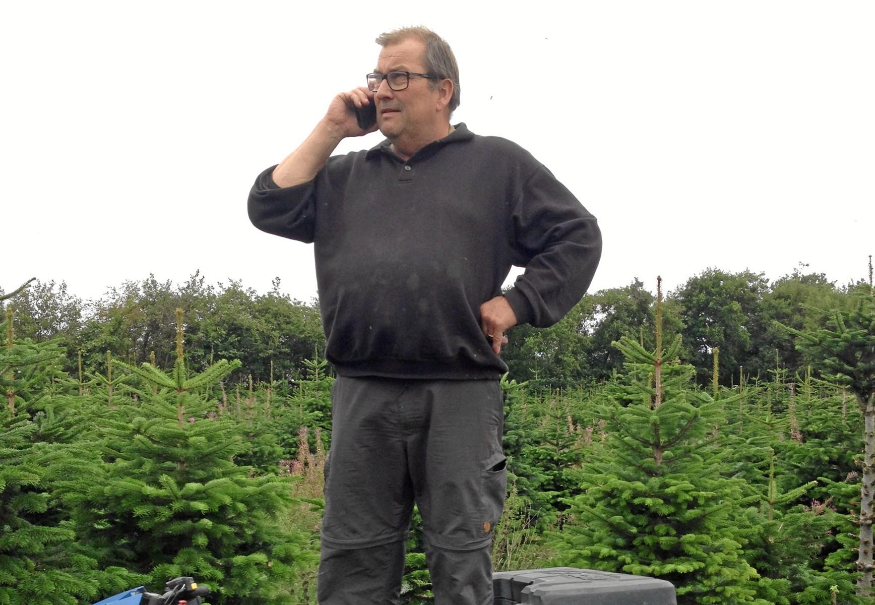 48 meter mobilmast til Gjøl: Så får Jørgen hul igennem