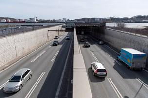 Køkaos er forbi: Alle tre spor i tunnel nu åbne