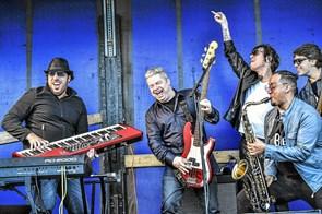 Blues Beatles rockede Agger